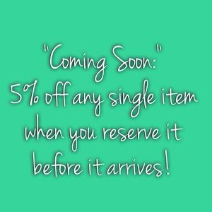 Other - Reserved Before Arrived! :)