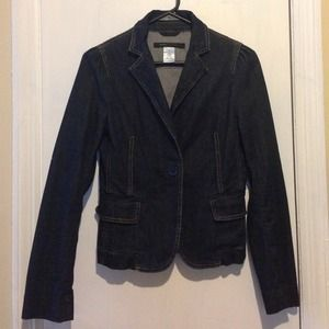 Marc Jacobs Jackets & Blazers - 😱SALE😱Denim Marc Jacobs Jacket