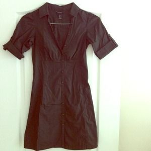 Mango dress with pockets