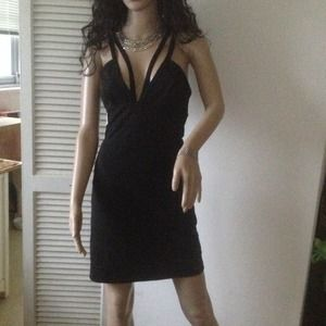 NWT Sexy Little Black Dress by BB Dakota
