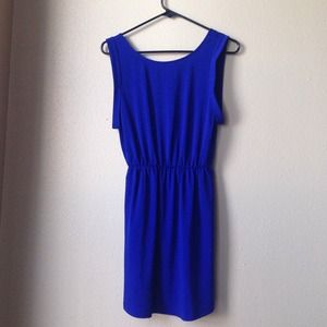 Blue cute dress!