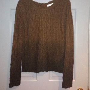kenar Sweaters - ombre wool sweater NWOT
