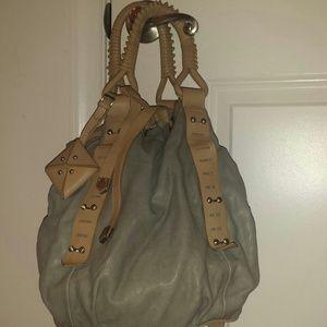 Handbags - Allibelle Arrowhead Drawstring Bag