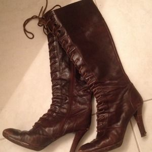 Nine West Boots - Brown Boots