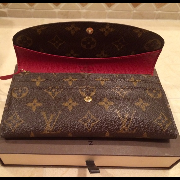 832a18cc391d Louis Vuitton - ️SOLD LOCALLY ️Authentic LV Emilie Wallet from linda   39 s
