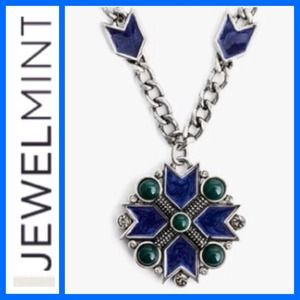 Jewelmint Jewelry - Byzance Pendant Necklace