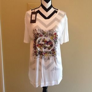Gucci Flora Tshirt Collection 2013