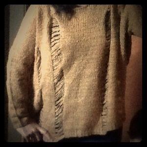 Sweaters - Nasty Gal amber brown sweater