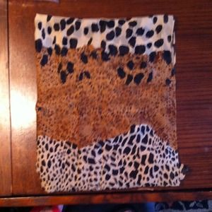 0b4da8d8fcd9 Accessories | Sold In Vinted Animal Print Scarf | Poshmark