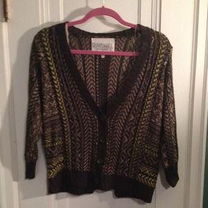 Rachel Roy Magic Carpet sweater