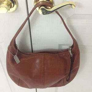 Coach Authentic leather purse.