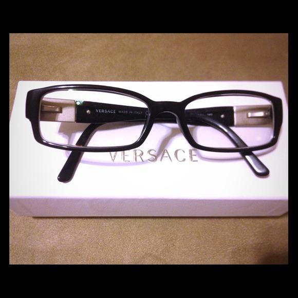 e08cd9c7239 Authentic Versace glasses frames. M 52a68e3e25cab77e290c9355