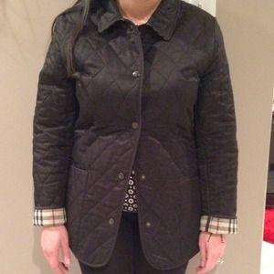 45% off Burberry Outerwear - Burberry Brit Pirmont Quilted Jacket ... : burberry pirmont quilted jacket - Adamdwight.com