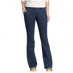 navy blue women pants - Pi Pants
