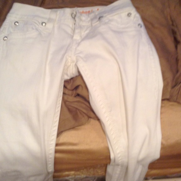 rock revival - White rock revival jeans from Brittany&39s closet on