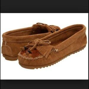 Shoes - Minnetonka moccasins!