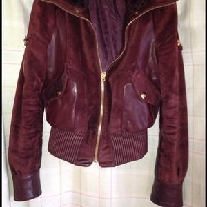 Gucci boomer jacket
