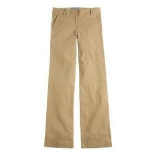J.Crew City Fit Pant with Cuff