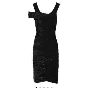 Herve Leger Dresses & Skirts - Herve Leger black cocktail dress