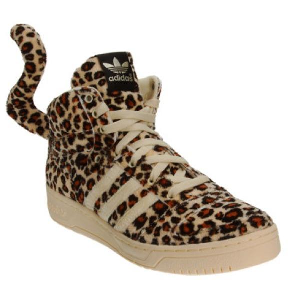leopard jeremy scott adidas