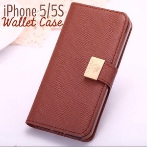 Genuine Leather iPhone 5/5S Case