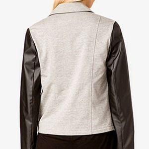 Forever 21 Jackets & Coats - Combo Moto Jacket