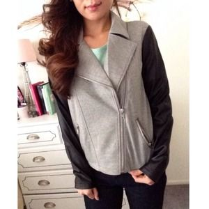 Forever 21 Jackets & Coats - Combo Moto Jacket 1
