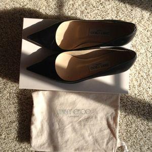 Jimmy Choo Shoes - Bundle listing jimmy choo heels and Vince sweater