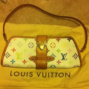 LV multicolor Edith purse limited edition.
