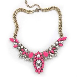 New Gorgeous statement necklace