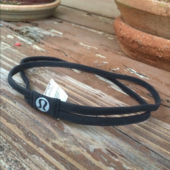 40f659f2b85 lululemon athletica Accessories - ‼️Flash sale‼️Lululemon double strap  headband