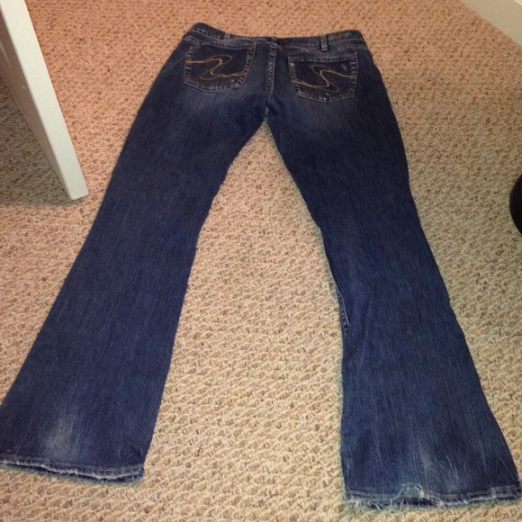 72% off silver jeans Denim - SOLD!!Silver jeans. Size 32 Paypal ...