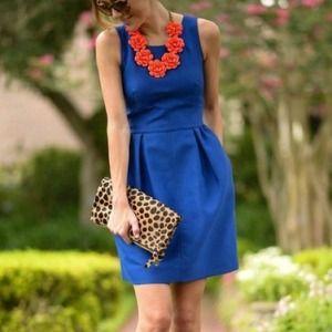Amazing Blue J Crew Dress