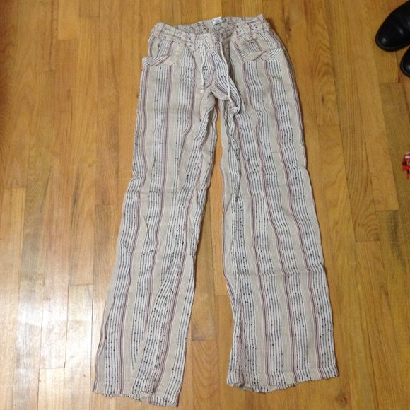 57% off Billabong Pants - Linen Beach Pants from Jen's closet on ...
