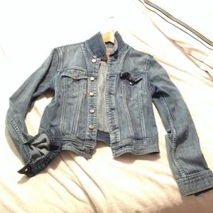 100% off Express Denim - Express denim jacket, in perfect shape ...