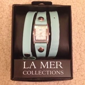 HOST PICK  LA MER Collections mint watch