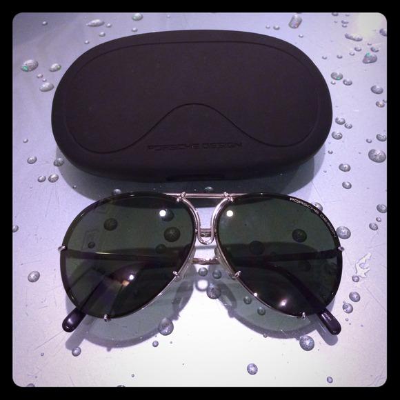Porsche Design Price Reduced Porsche Design Sunglasses P 8478 From Erica S Closet On Poshmark