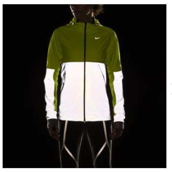 reflective jackets nike