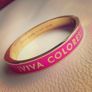 Kate Spade Viva Colores Reversible Bangle Bracelet