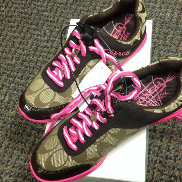 55 coach boots pink coach shoes size 6 5 from ruth