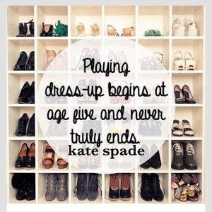 Fashionable Quote of the Day