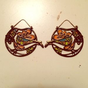 Lucky Brand Earrings!!