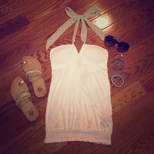 American Eagle Halter Top!