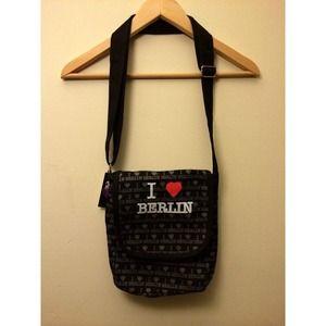 I Love Berlin Bag