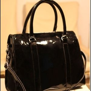 Bags - Black Mango Purse 2