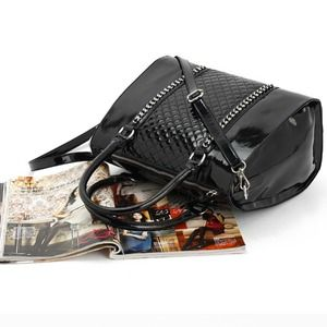 Bags - Black Mango Purse 3