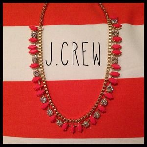 🚫sold in bundle 🚫J.CREW  necklace
