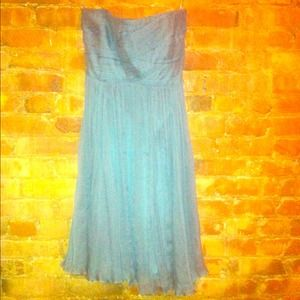 Zara Dresses & Skirts - Zara blue dress