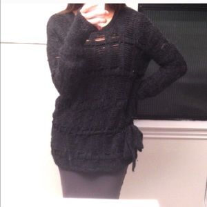 BCBG MaxAzria alpaca wool sweater!