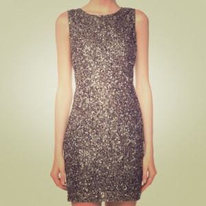 Romeo and Juliet Sequin Dress